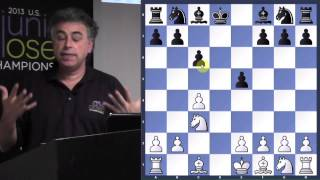 Recognizing Combos - GM Yasser Seirawan - 2013.06.27