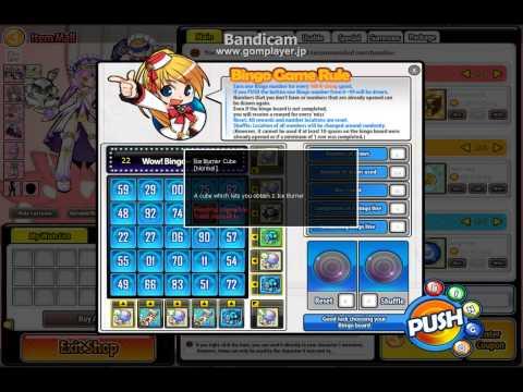 [Elsword NA] complete bingo board