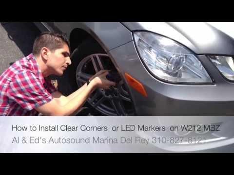 Mercedes Gl Marker Light