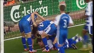 Liverpool v Reading 2007/2008
