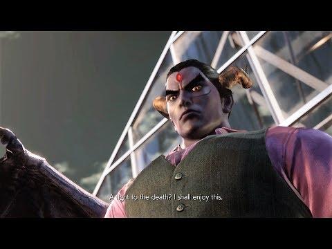 Tekken 7 Full Story Mode Cutscenes & Gameplay - Chapter 10 & 11