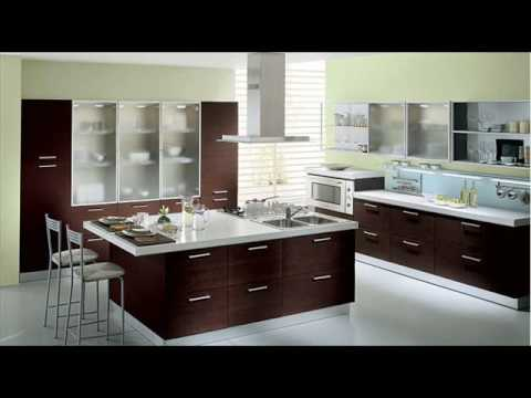CUCINE MODERNE glamour kitchens MOBILI DI LILLO - YouTube