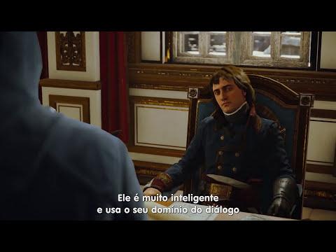 Assassin's Creed Unity - Entrevista com o Elenco Norte-Americano [Legendado]