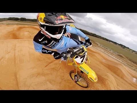GoPro: James Stewart - 2014 Supercross Preparation