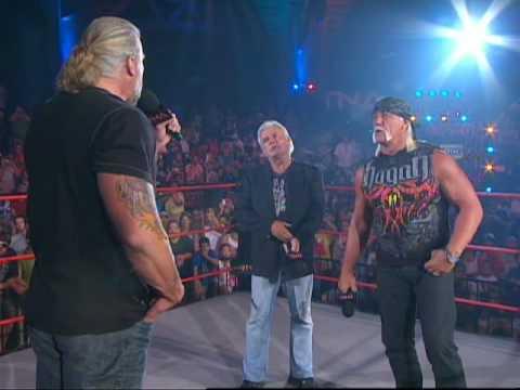 Sting Returns To TNA iMPACT