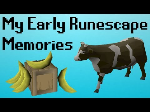 [OSRS] My Early Days of Playing Runescape
