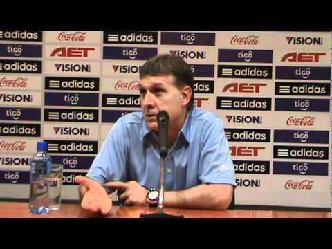 Gerardo Martino en conferencia de prensa - Previa de amistoso ante Chile (2da. parte)