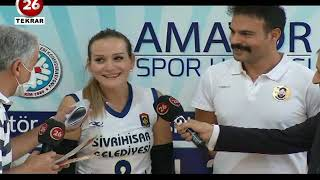 Sivrihisar 3 - Nova Gençlik 0 TVF 2.Lig Maçı