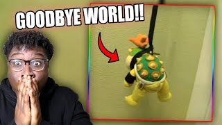 BOWSER JR. ENDS IT ALL! | SML Movie: Bowser Junior's Punishment Reaction!