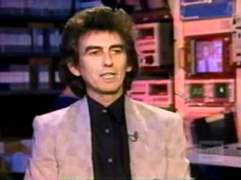George Harrison Talks About Paul McCartney