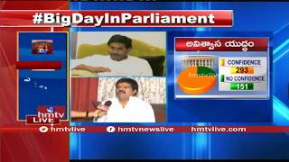 TDP MP Avanthi Srinivas Face to Face Over TDP's No Confidence Motion | hmtv