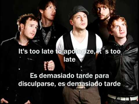 Onerepublic Apologize Subtitulos Español Ingles video
