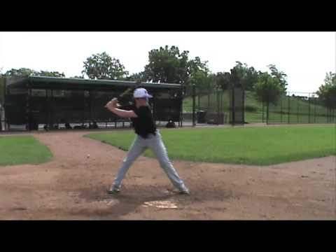 Riley Sweeney (RHP, 2B) Chaska High School Skills Video