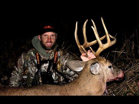 Bow Hunting Deer 2 MATURE MICHIGAN BUCKS 2014 BITT OUTDOORS
