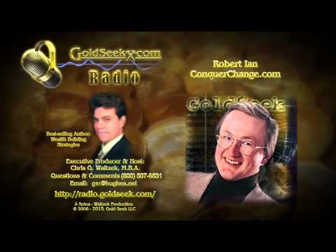 """Robert Ian's """"Conquer Change"""" on GSR - March 27, 2015"""
