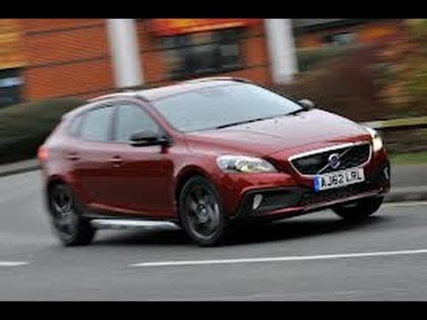 Наши Тесты Volvo V40 Cross Country 2013