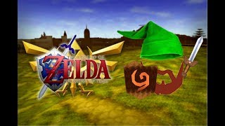 Late Night Stream for Spooky Temple! Legend of Zelda: Ocarina of time - AnT11521