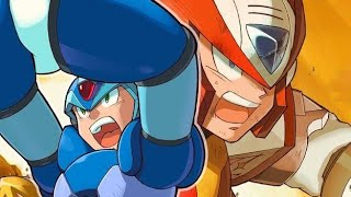"""The Maverick Hunters"" - Marvel vs. Capcom: Infinite X & Zero Combo/Showcase Video"