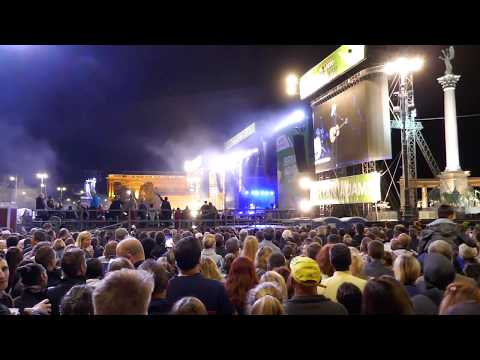 "Bryan Adams ""RUN TO YOU "" Budapest 28.09.2019"