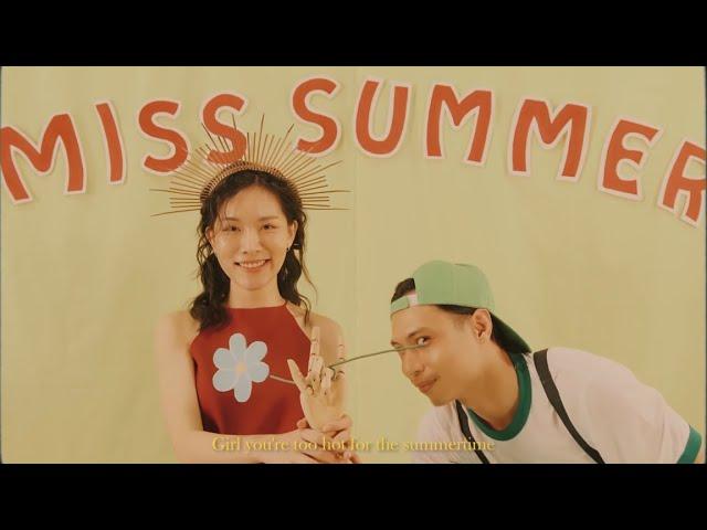 temp. - Miss Summer OFFICIAL VIDEO
