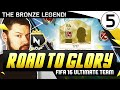 THE BRONZE LEGEND GILL! - FUT ROAD TO GLORY #05 - FIFA 16 Ult...