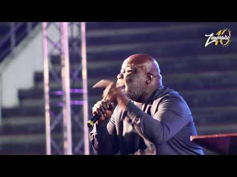 Zimpraise 10th Anniversary  With TD Jakes