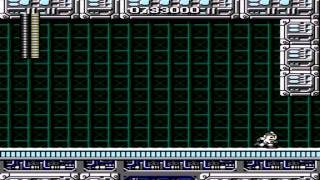 Megaman 1 NES Parte 8 [Final] Gameplay [Español] Megaman VS Willy !