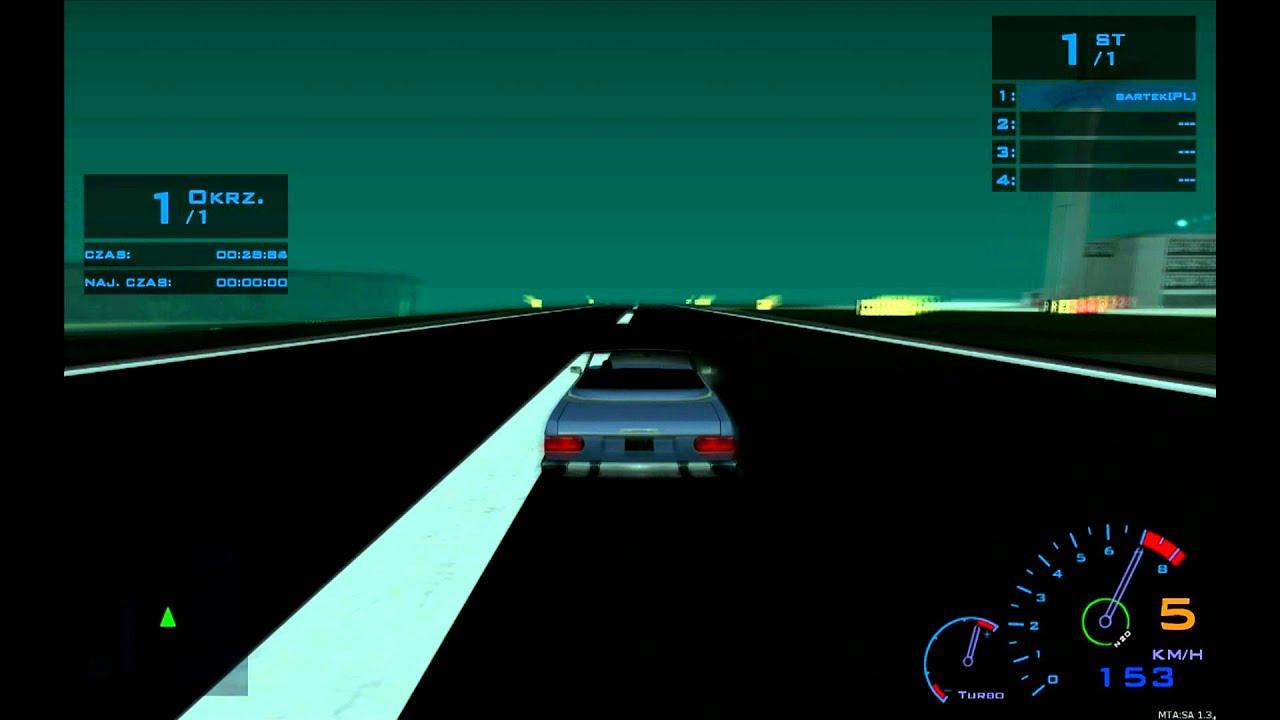 NFSSA Need For Speed San Andreas 2 Speedometer