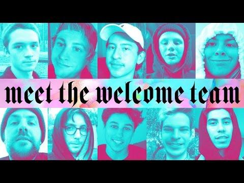 Meet the Welcome Team