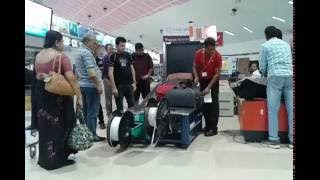 What to do before Boarding a plane (flight) - Airport Procedures for First Time Flyers