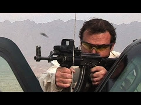 Guns for Hire- Afghanistan