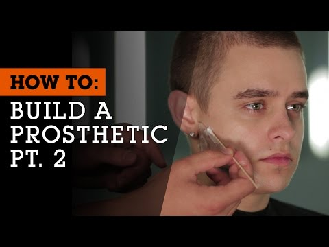 Pt. 2: How To Build Your Own Prosthetic