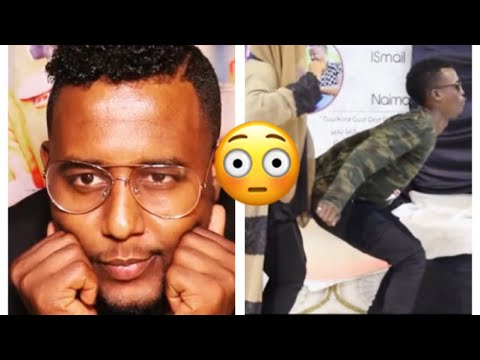 Somali faarax Twerking & Ck Reaction 🤦♂️🤣 thumbnail