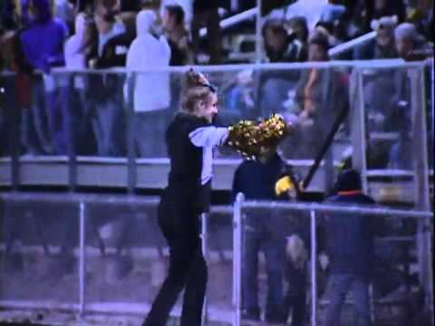 MADISON GRANT VS CHURUBUSCO HIGH SCHOOL FOOTBALL