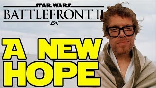 Star Wars Battlefront 2 | A New Hope | SEASON 3 | CLONE WARS DLC | CONQUEST, NEW HEROES, SKINS
