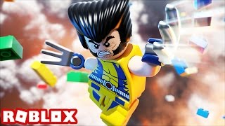 BECOMING LOGAN IN ROBLOX (WOLVERINE)