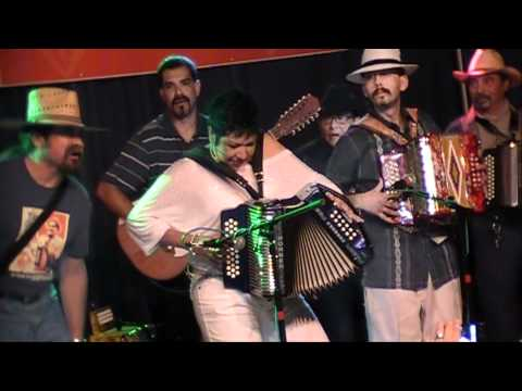 2011 Tejano Conjunto Festival - Day 2 Accordion Conjunto Jam