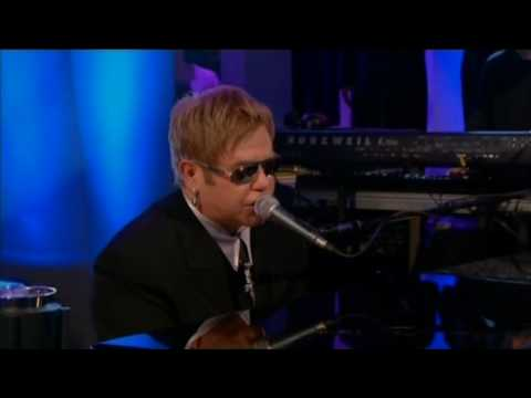 Elton John - All That Im Allowed