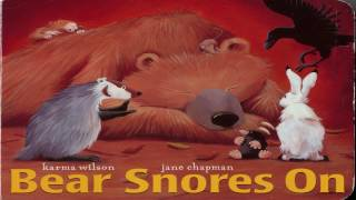 Bear Snores On - Story For Kids