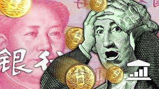 PETROYUAN, CHINA's strategy to DEFEAT the DOLLAR - VisualPolitik EN