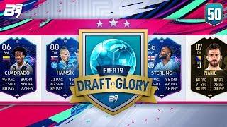 NO BALE WEEK! | FIFA 19 DRAFT TO GLORY #50