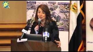 بالفيديو: حفل تكريم شركاء الخير ل 57357 بحضور غادة والي