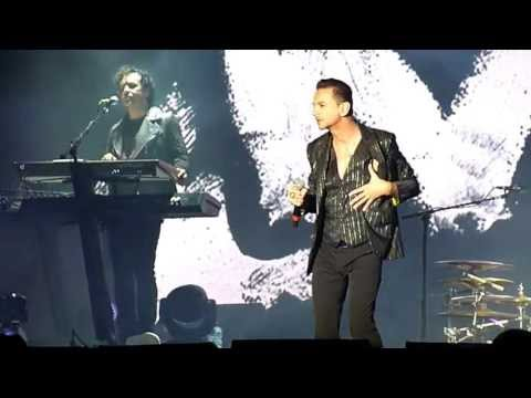 Depeche Mode welcome to my world Live in Tel aviv 2013
