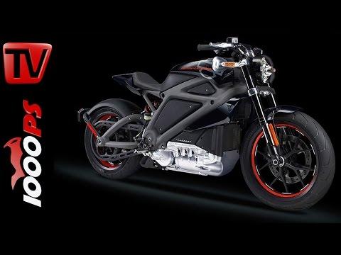 Elektro-Harley-Davidson Project LiveWire   Testfahrt Eindrücke
