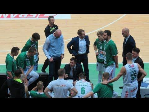 Stelmet Enea BC Zielona Góra - King Szczecin 96:89 - Highlights - 12.12.2018