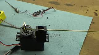 Do-it-yourself linear servo conversion