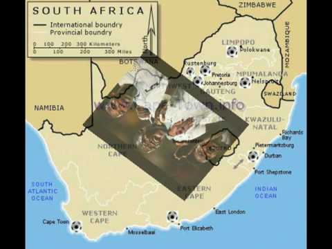 Welcome Song 4 South Africa 2010 (inclusive Lyrics)
