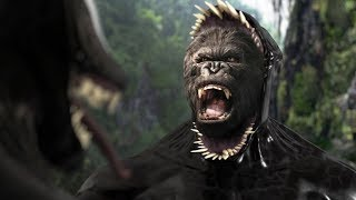 VENOM King Kong Transformation (We are King-Venom) Dinozilla VS King-Venom