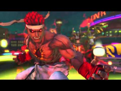 It continues Super Street Fighter IV w/xcal part 1
