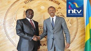 Raila: What Kagame told me about corruption in Kenya || #KenyaTradeWeek2019